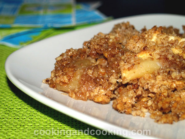 Apple Crisp title=