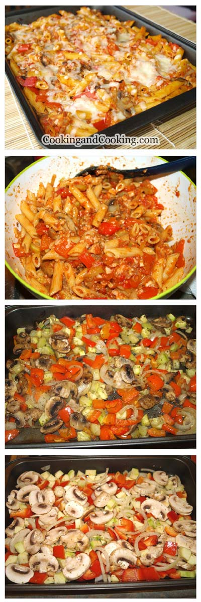 Baked-Penne-with-Vegetables