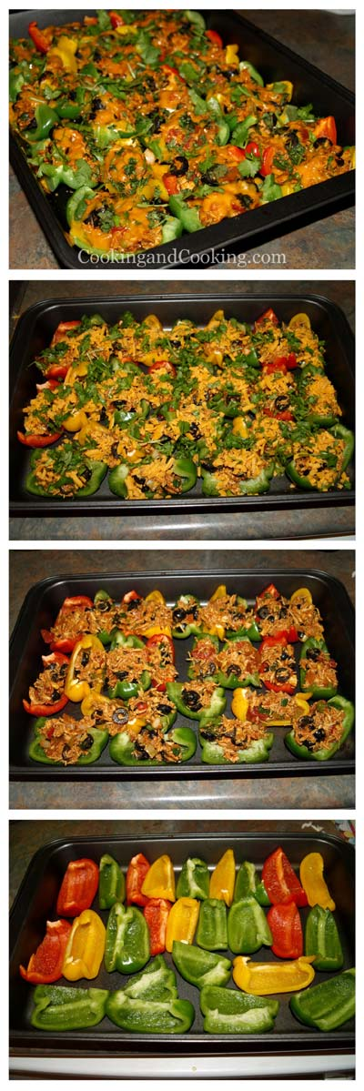 Bell Pepper Chicken Nachos Recipe, Snack Recipes | Cooking and Cooking