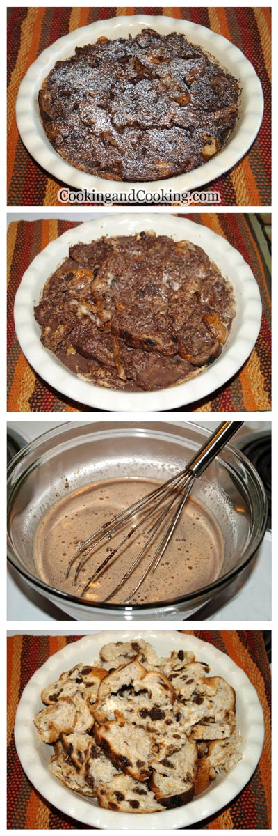 Chocolate-Bread-Pudding