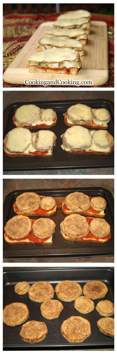 Eggplant-and-Cheese-Melt