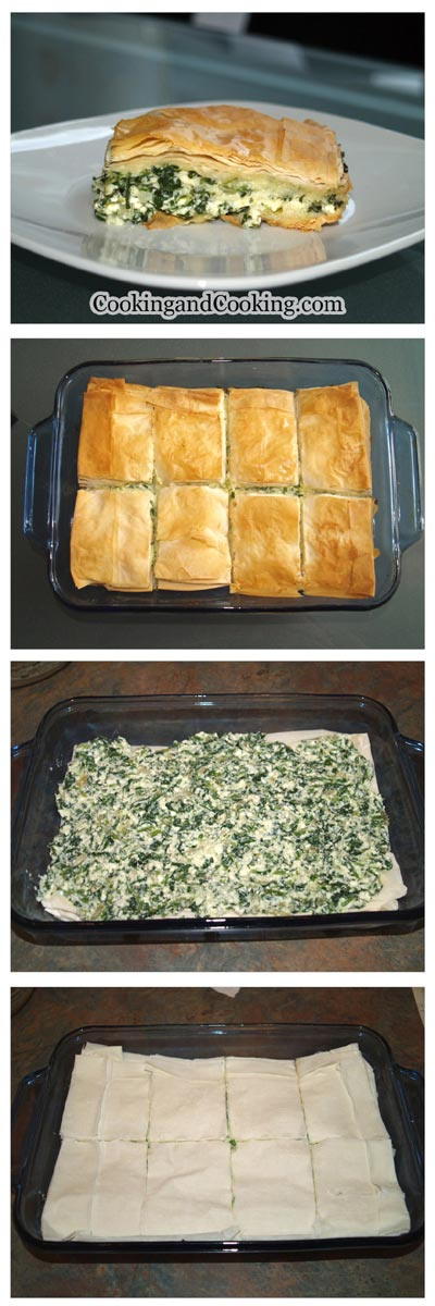 Greek Spinach Pie Spinach Recipes Cooking And Cooking