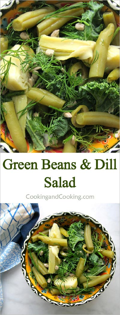 Green Beans and Dill Salad