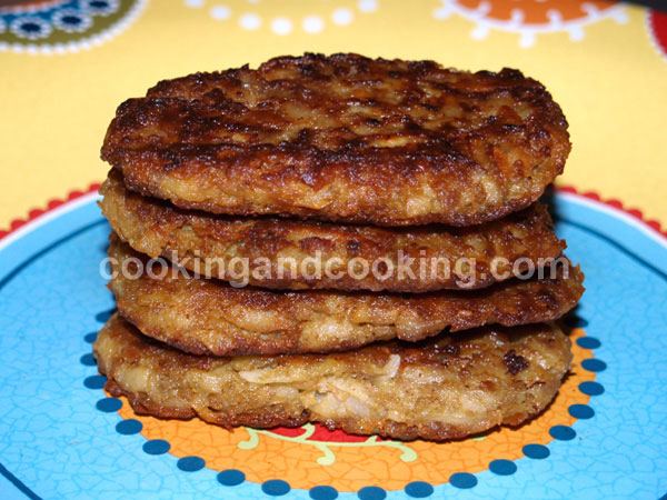 Kotlet, Persian Cutlet